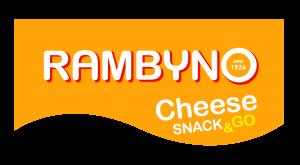 RAMBYNO logo ir šūkis