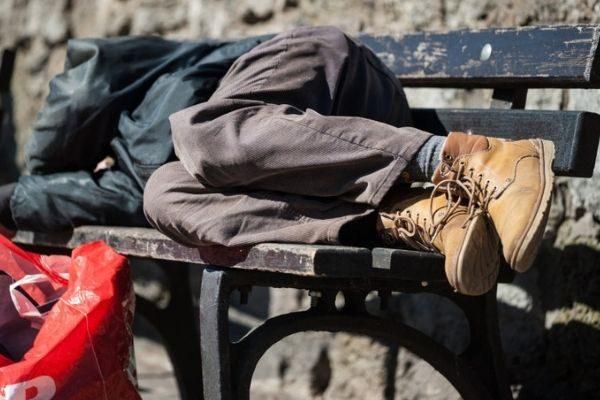 Foto mājaslapai bezpajumtnieks